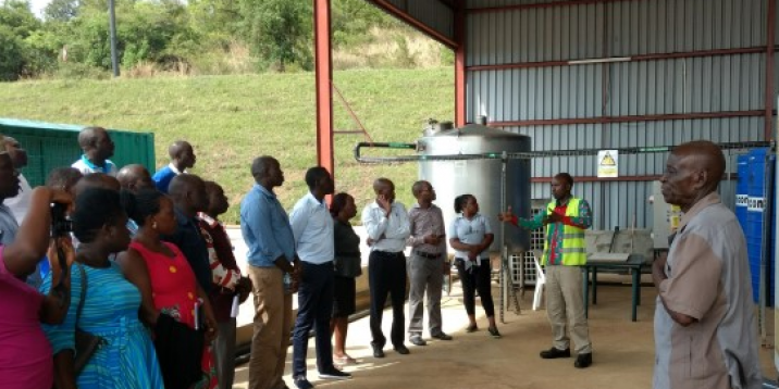 Oil impacts, districts are prepared - Uganda