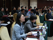 december 2014 - china workshop