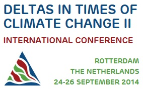 NCEA at conference 'Deltas in Times of Climate Change'
