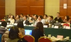 Workshop in China: exchanging SEA experiences