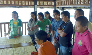 SEA introduction training in The Philippines